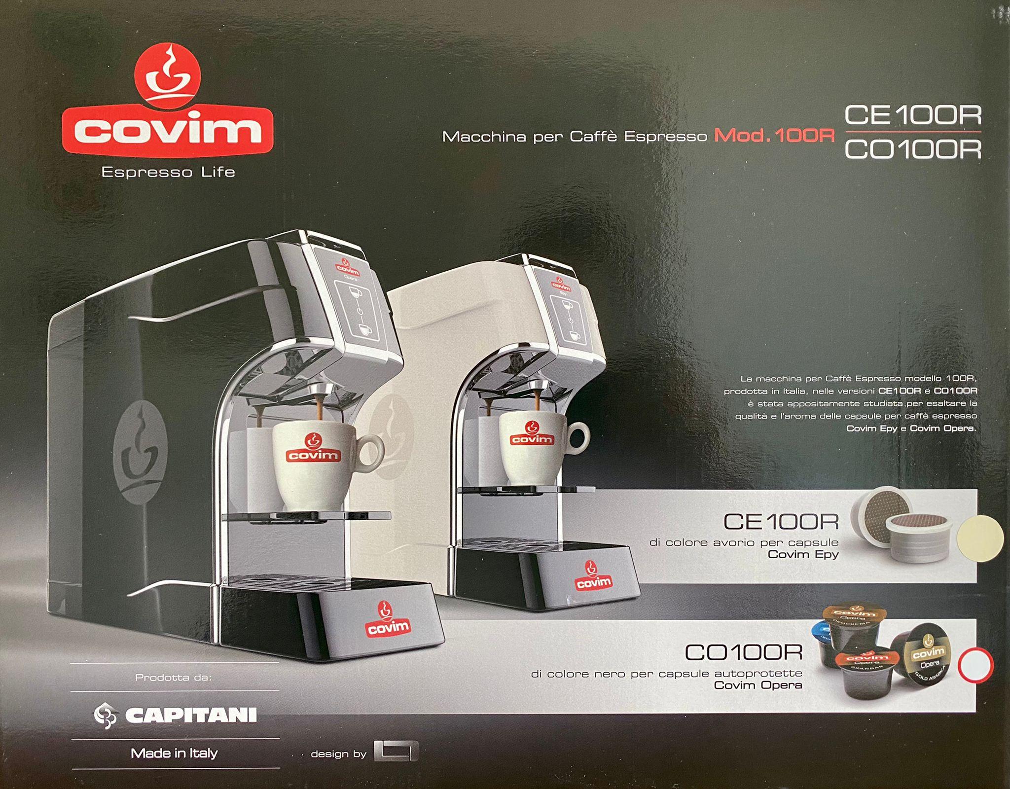 Macchina caffè Espresso Life per capsule espresso point